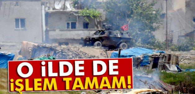Şırnak'ta da operasyon tamam!