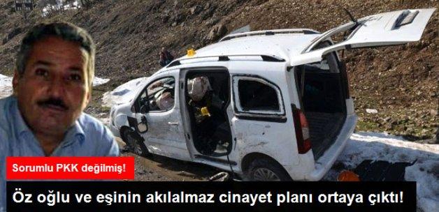 Şırnak'taki Patlamayı Memurlardan Birinin Eşi Ve Oğlunun Yaptığı Ortaya Çıktı