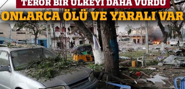 Somali'de bombalı saldırı: 17 ölü
