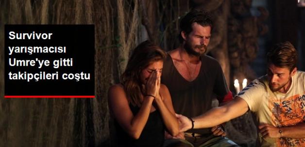 Survivor Anıl'ın Umre Paylaşımı Beğeni Rekoru Kırdı