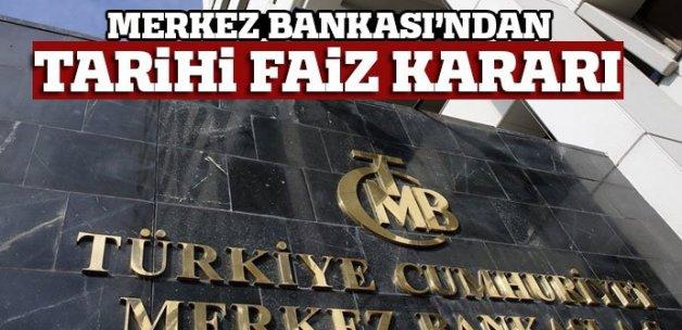 Tarihin en dar faiz koridoru (Merkez Bankası faiz kararı)