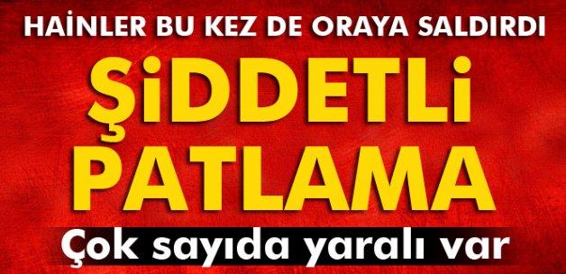 Tunceli'de adliye lojmanlarına saldırı: Yaralılar var