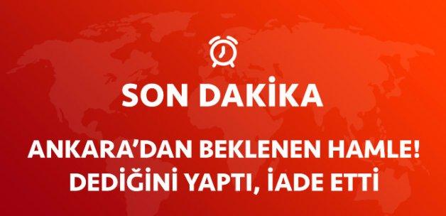 Türkiye AP Raporunu İade Etti
