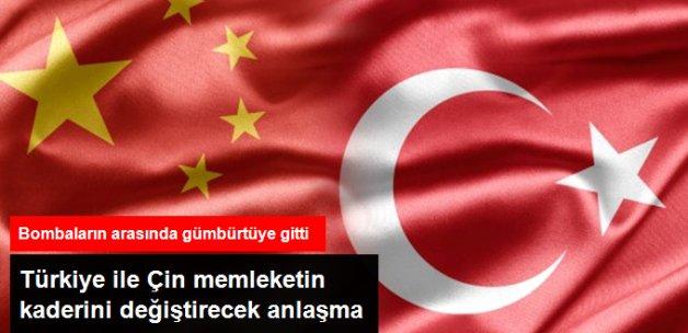 Türkiye ile Çin Nükleer Enerji İşbirliği Anlaşması İmzaladı