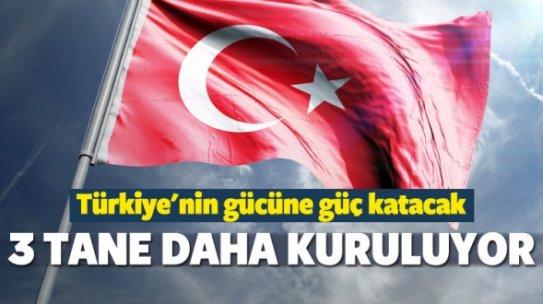 Türkiye'nin gücüne güç katacak 3 yeni şirket!