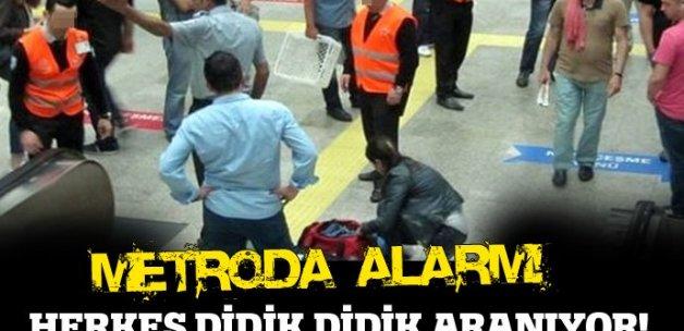 Vezneciler saldırısı sonrasında metrolarda bomba alarmı