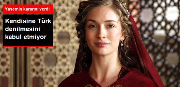 Yasemin Allen: Türk Değilim, Avrupalıyım