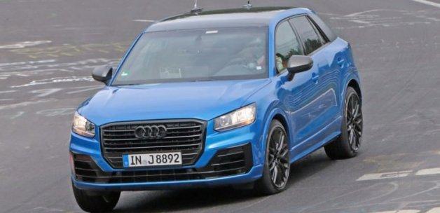 Yeni Audi SQ2 testte yakalandı!