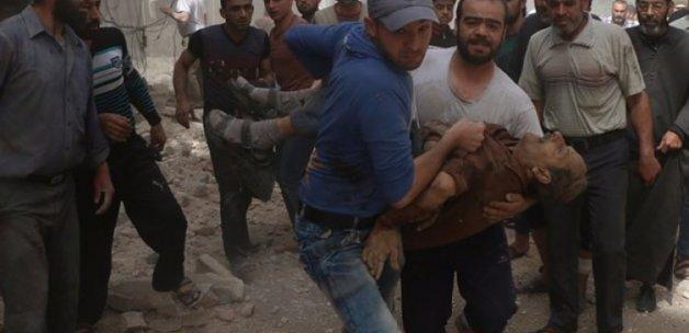 Yine Ramazan'a katliamla girdiler!