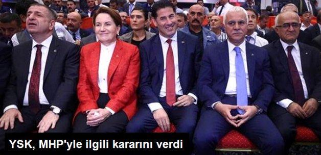 YSK Kararını Verdi: MHP Kongreyi Toplayamaz