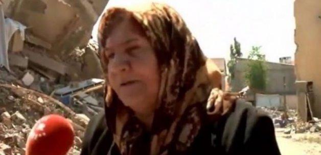 Yüksekova'da karılarını PKK'ya şikayet ediyorlar!
