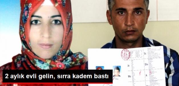 2 Aylık Gelin Sırra Kadem Bastı! 4 Gündür Kayıp