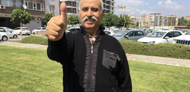 2 ay ömür biçilen adamı Türk doktor iyileştirdi