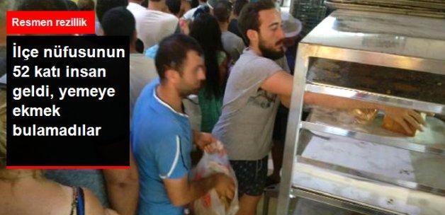 2 Bin 500 Nüfuslu Avşa'ya 130 Bin Tatilci Geldi, Yiyecek Sıkıntısı Yaşandı