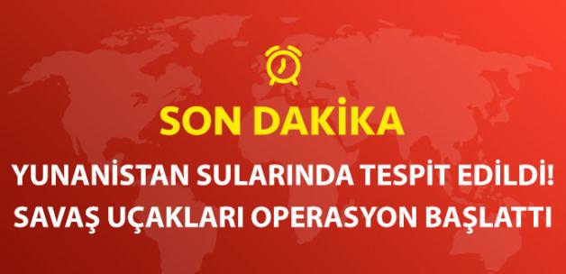 2 Türk Sahil Güvenlik Botuna Savaş Uçakları Operasyon Düzenliyor