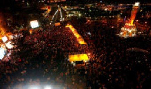 500 Harbiye Öğrencisini Polis Son Anda Bastırdı