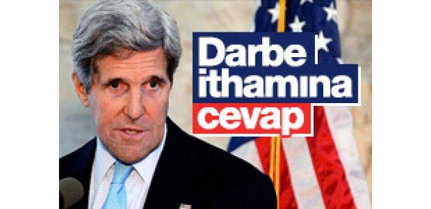 ABD: Darbe ithamı Türkiye ile ilişkilerimize zarar verir