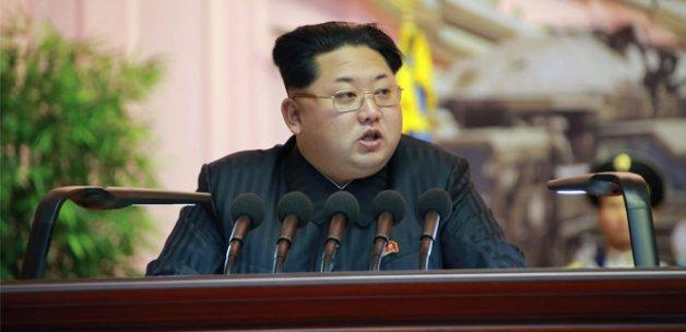 ABD'den Kuzey Kore lideri Kim'e ilk kez yaptırım
