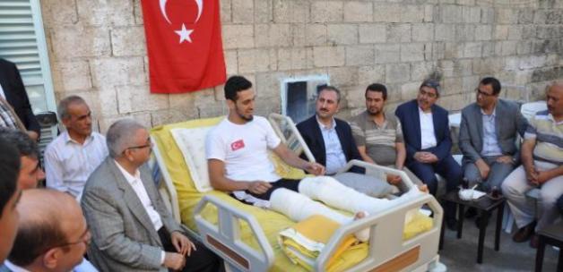 Ak Partili Gül: Fetö'cü Teröristlerin İslamla Alakası Yok!