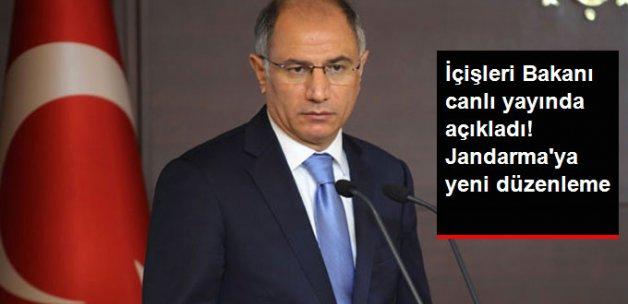 Ala: Jandarma'yı Tamamen İçişleri Bakanlığı'na Bağlayacağız