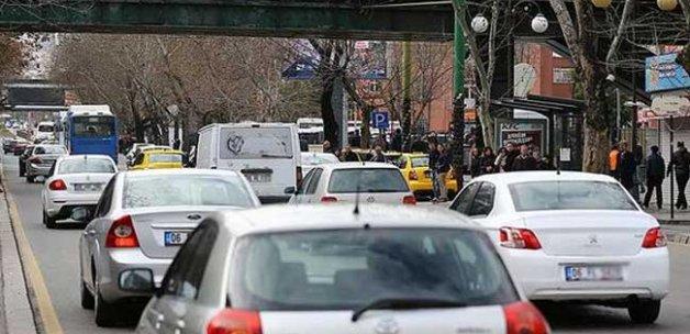 Ankara'da bazı alt ve üst geçitler trafiğe kapatılacak!