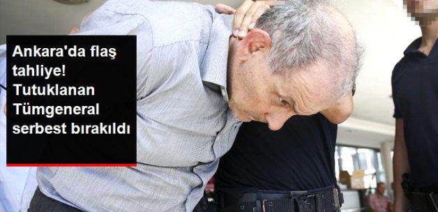 Ankara'da Tutuklanan Tümgeneral Cevat Yazgılı Serbest