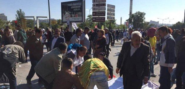 Ankara Garı Saldırısına İlişkin İddianame Kabul Edildi! Rekor Ceza İsteniyor!