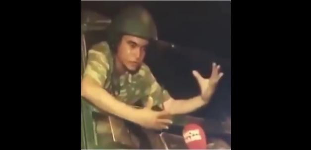 Askeri lise öğrencisi: Boyum kadar tüfek verdiler!