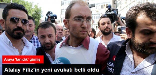 Atalay Filiz'in Yeni Avukatı Uğur Poyraz!