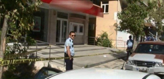 Ataşehir'de silahlı banka soygunu
