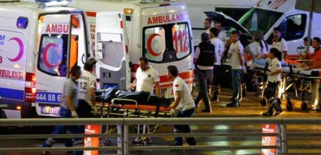 Atatürk Havalimanı'nı kana bulayan 2 teröristin kimliği belli oldu