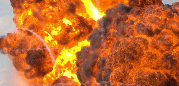 Bağdat'ta pazar yerine bombalı saldırı: 11 ölü!