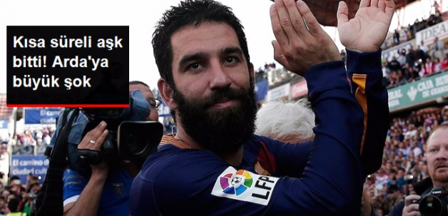 Barcelona, Arda Turan'ı Satma Kararı Aldı