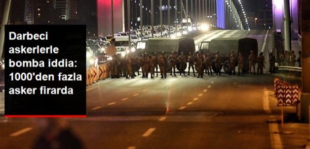 Başbakan Yardımcısı Şimşek: 1000'den Fazla Asker Firar Etti
