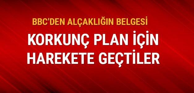 BBC'den kirli Türkiye planı: Aleviler'i ayaklandıracaklar