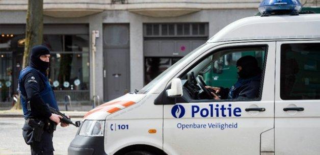 Belçika'da terör operasyonu!