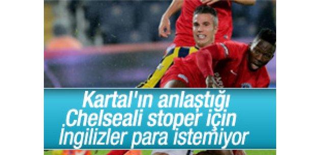 Beşiktaş Omeruo için Chelsea ile anlaştı