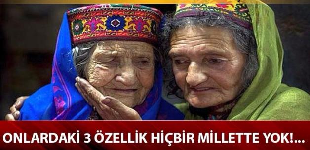 Bilim insanları Türklerin peşinde! Bu 3 özellik hiçbir millette yok!...