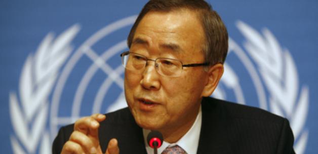 BM Genel Sekreteri, Mossi'nin Öldürülmesini Kınadı!