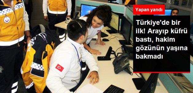 Bu Ceza Türkiye'de Bir İlk! 112'yi Arayıp Küfür Etti, 19 Bin TL Ceza Aldı