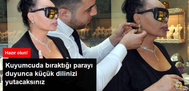 Bülent Ersoy, Daire Parasına Pırlanta Aldı