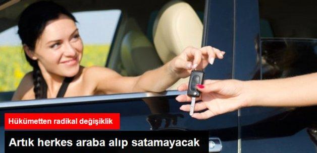 Çalışma Bakanlığı: Motorlu Araç Satıcılarına Standart Gelecek