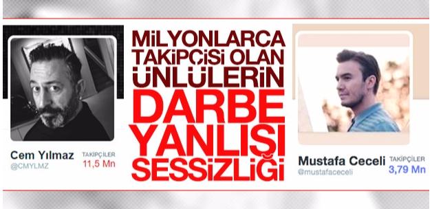 Cem Yılmaz ve Mustafa Ceceli neden sessiz
