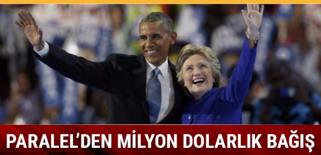 Clinton ve Obama FETÖ ile flörtte