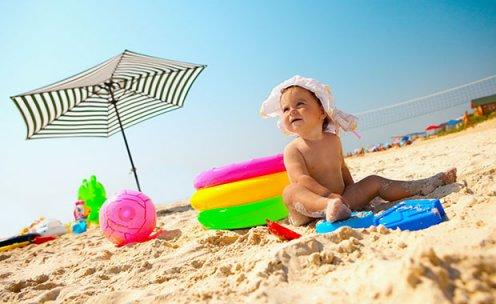 Çocuklarla çıkılan yaz tatilinde dikkat edilmesi gerekenler