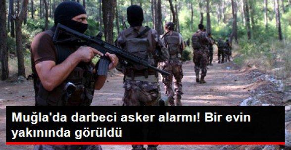 Cumhurbaşkanı'nın Oteline Saldıran Darbeci Askere Operasyon!