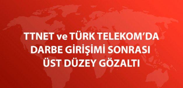 Darbe Girişimi Sonrası TTNET ve Türk Telekom'da Gözaltı