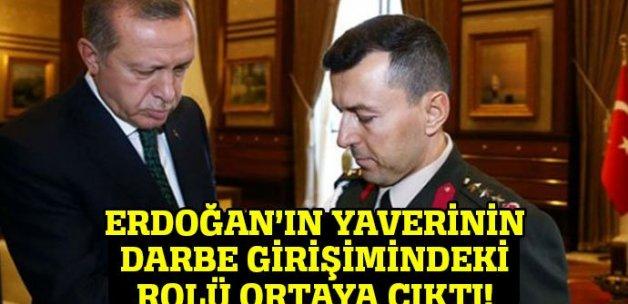 Darbe girişiminde Erdoğan'ın yaverinin görevi neydi