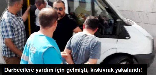 Darbecilere Yardım İçin İstanbul'dan Sakarya'ya Gelen Albay Gözaltına Alındı