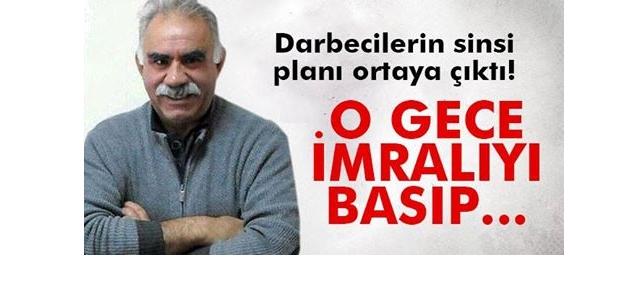 Darbecilerin Öcalan'lı sinsi planı ortaya çıktı! O gece İmralı'yı basıp...